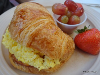 Croissantwich