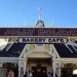 Dining in Disneyland: New Treats at the Jolly Holiday Bakery
