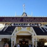 Dining in Disneyland: Jolly Holiday's Lemon Meringue Bar