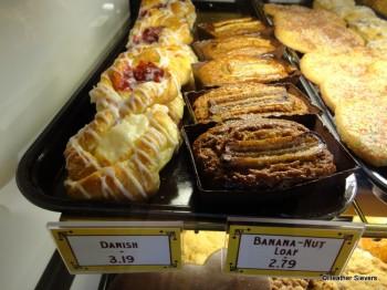 Danish & Banana Nut Loaf