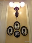 Mary Poppins Character Silhouettes