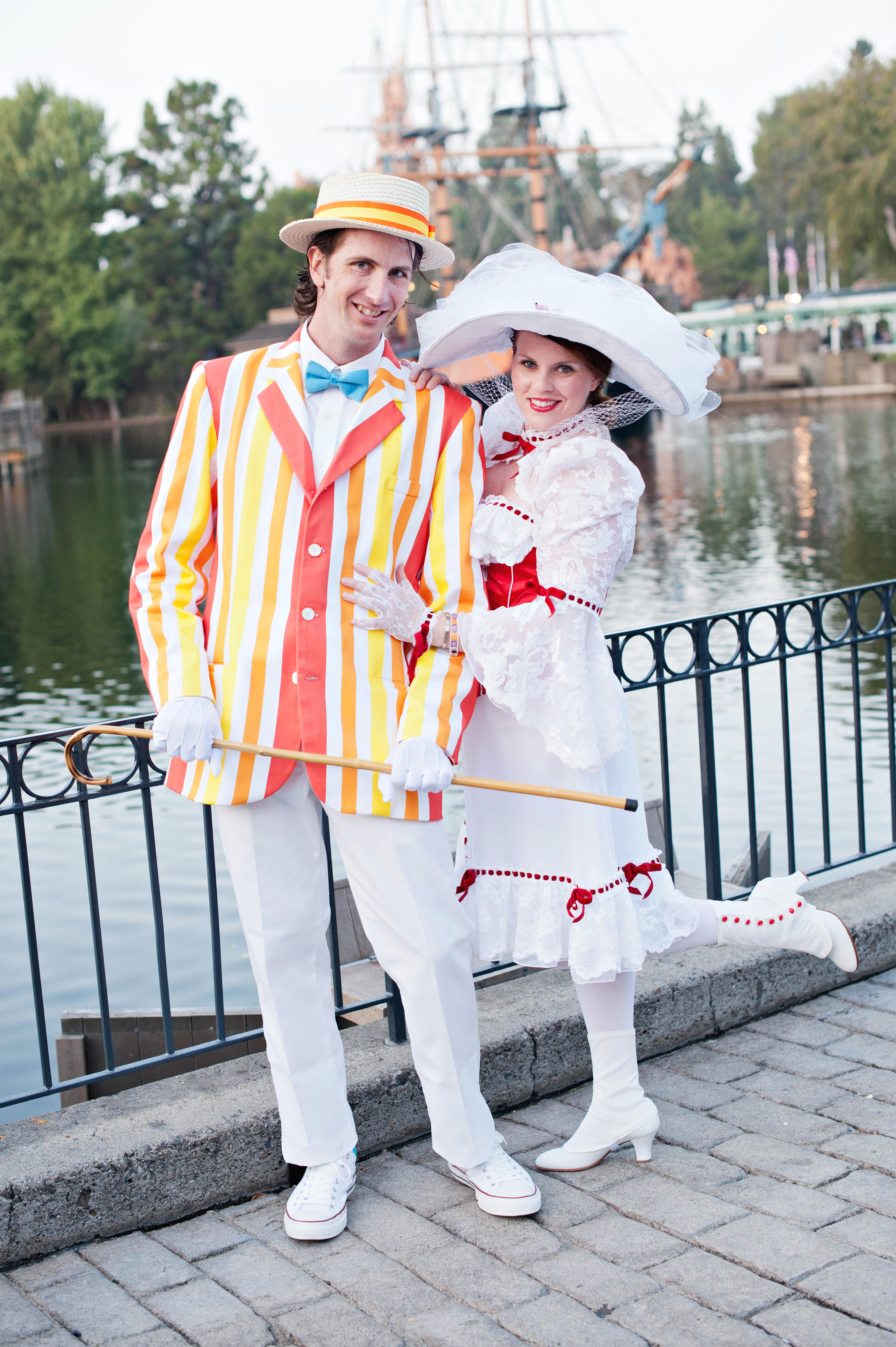 Mary Poppins Couples Costume Costume Mary Poppins