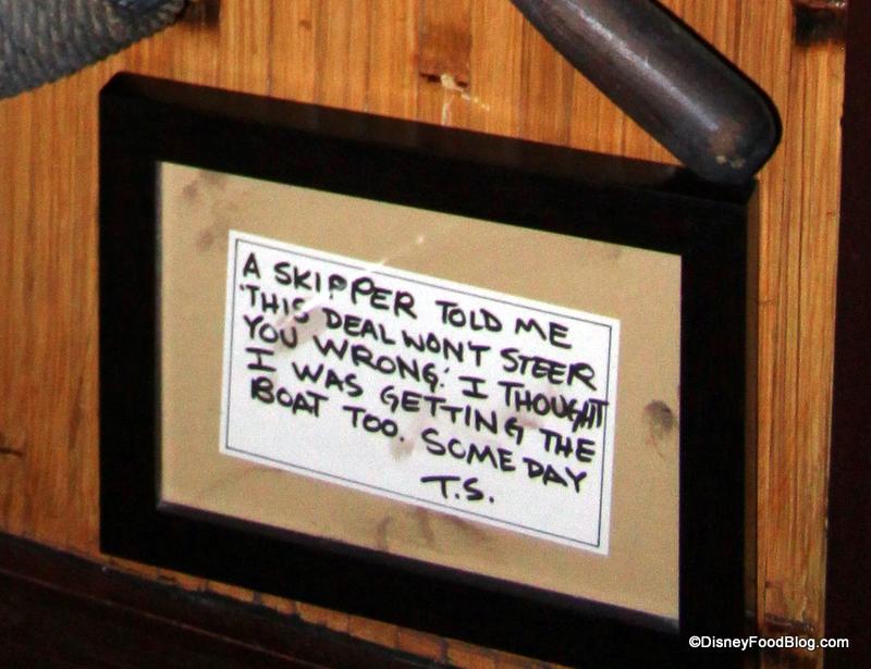 Review Trader Sam S Enchanted Tiki Bar The Disney Food Blog