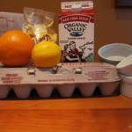 Disney Food for Families: Foodie Farewell to 2011 — Crema Catalana Recipe