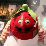 Disney Food History: Kitchen Kabaret Plush Toys on Display