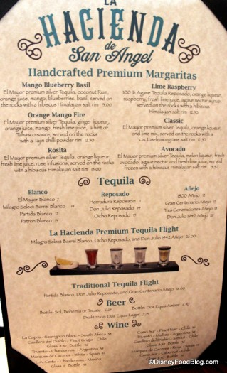 Review Epcot S La Hacienda De San Angel The Disney Food