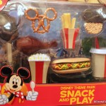 Fat-Free Fun: Disney Theme Park Snack and Play Toy Set