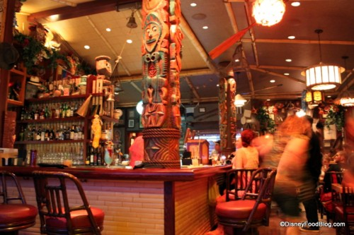 Trader Sam's Magical Bar Stools
