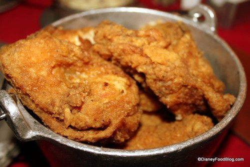Hoop Dee Doo Revue Bucket of Fried Chicken