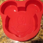 Disney Food Product Testing: The Red Mickey-Head Pan
