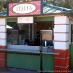 New Italian Food Kiosk Serving To-Go Food and Wine in Epcot