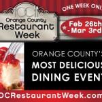 Disneyland Restaurant Details for Orange County Restaurant Week
