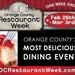 Disneyland Restaurant Details for Orange County Restaurant Week