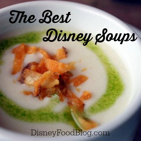 The Best Disney Soups