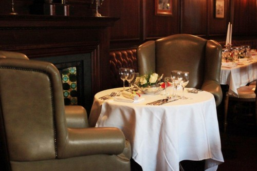 Romantic Dining at Raglan Road