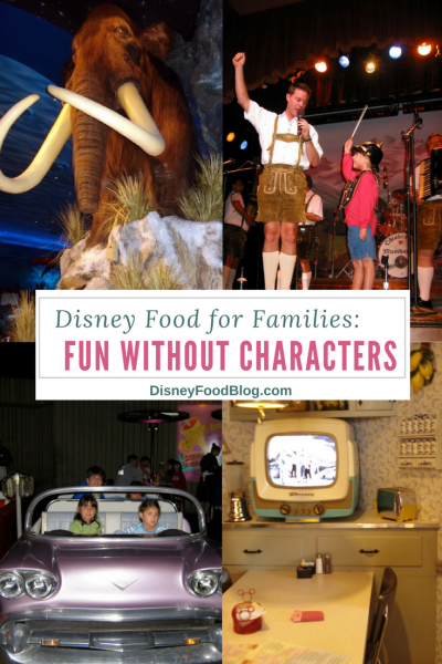 Disney Food for Families: Fun Without Characters