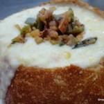 Dining in Disneyland: Bayou Bash Southern Corn Chowder