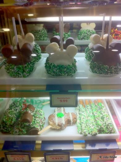 Green Snacks for St. Patrick's Day