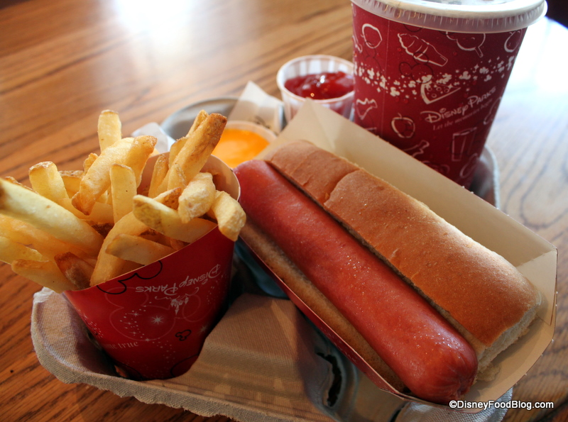 Hot Dogs And Disneyland