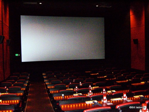 Guest Review Downtown Disney S Amc Fork And Screen Theater