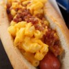 Review: Fairfax Fare and the Macaroni & Cheese and Truffle Oil (and Bacon) Hot Dog