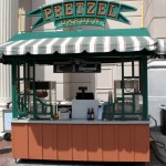 Cream Cheese Pretzel Spotted in Disney's Hollywood Studios