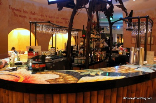 Second Bar Area