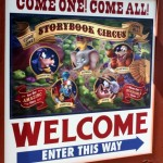 Magic Kingdom New Fantasyland: Storybook Circus Eats