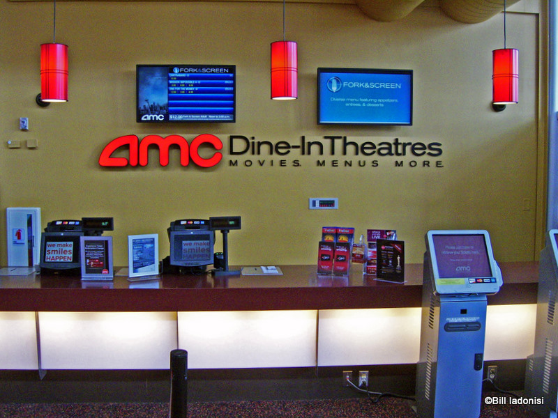 Guest Review Downtown Disney S Amc Fork And Screen