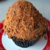 Butterfinger Cupcake Revisited at Starring Rolls Cafe