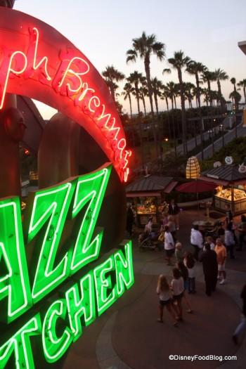 Ralph Brennan's Jazz Kitchen in Downtown Disney