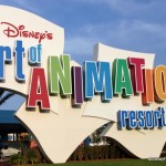 Art of Animation Resort: Kitchenettes and Room Service Menu