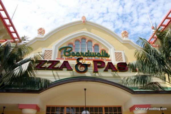 Boardwalk Pizza and Pasta