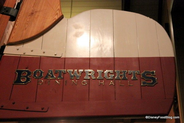 Boatwright's Sign