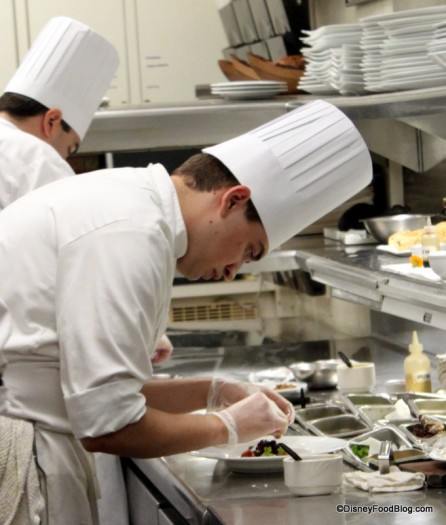 Learn from the Chefs at Victoria & Albert's Chef's Table