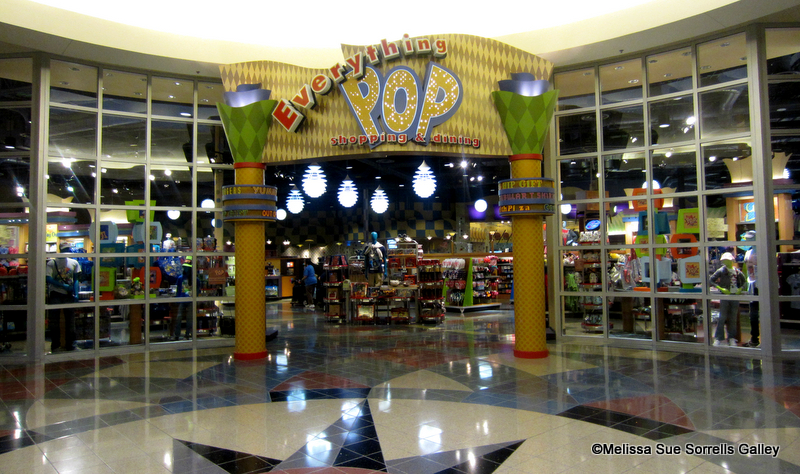Everything Pop Shopping And Dining Food Court Review