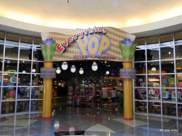 Everything Pop Food Court at Pop Century