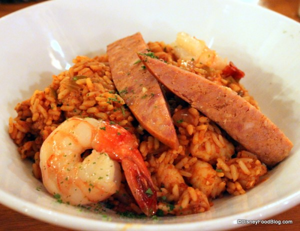 The Incredible Jambalaya at Boatwright's