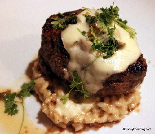 Le Cellier Mushroom Filet