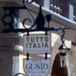 New! Re-Vamped Tutto Italia Menus in Epcot!