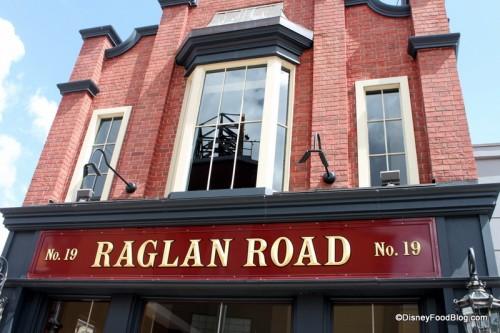 Raglan Road in Downtown Disney