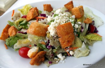 What about an All-Salad, All-the-Time Dining Plan?