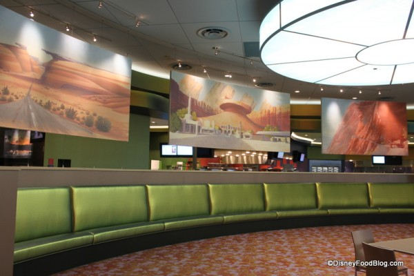 Art Of Animation Food Court And Menu The Disney Food Blog