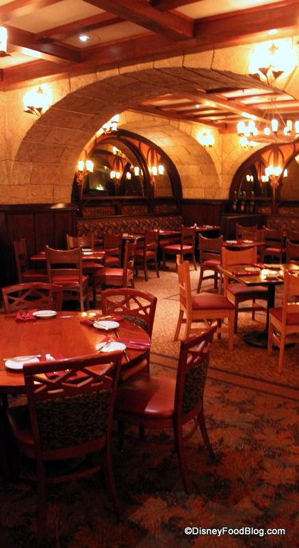 Review Le Cellier Steakhouse Signature Dinner