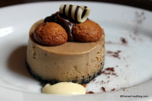 Chocolate Amarettini Cheesecake