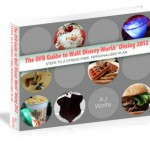 """""""DFB Guide to Walt Disney World Dining 2012″ Contest!"""