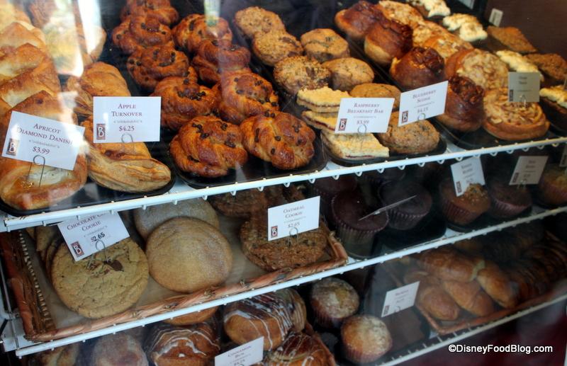 La Brea Bakery Cafe Downtown Disney Menu