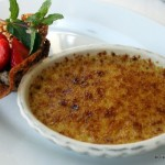 Disney Recipe: Pistachio Crème Brûlée from Tony's Town Square in Magic Kingdom
