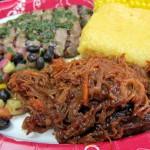 Review: New Steak and Pork Platter at Pecos Bill Tall Tale Inn & Cafe