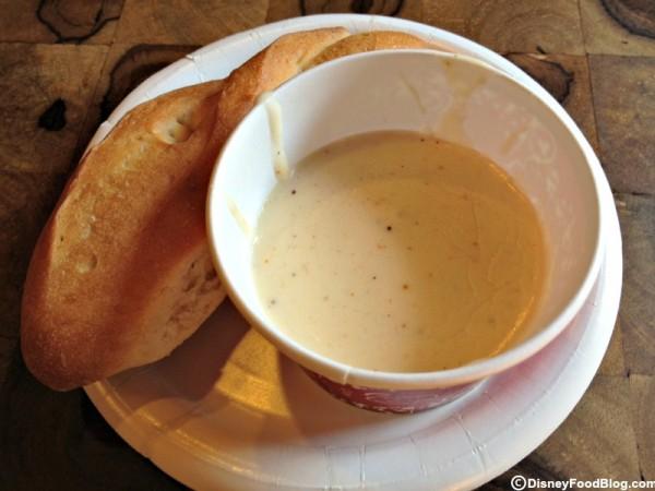 Cheese Fondue with Sourdough Bread